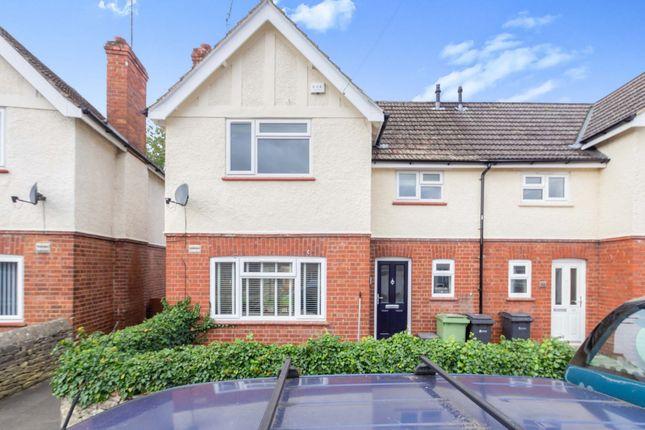 Thumbnail End terrace house to rent in Siddington Road, Siddington, Cirencester
