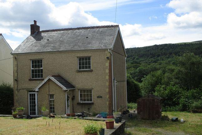 Thumbnail Detached house for sale in School Road, Abercrave, Swansea.