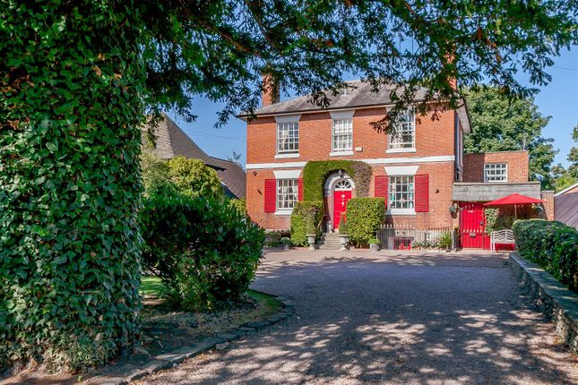 Thumbnail Detached house for sale in Aylestone Hill, Hereford, Herefordshire