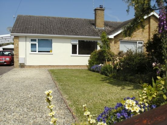 Thumbnail Bungalow to rent in Heathfield Close, North Petherton, Bridgwater