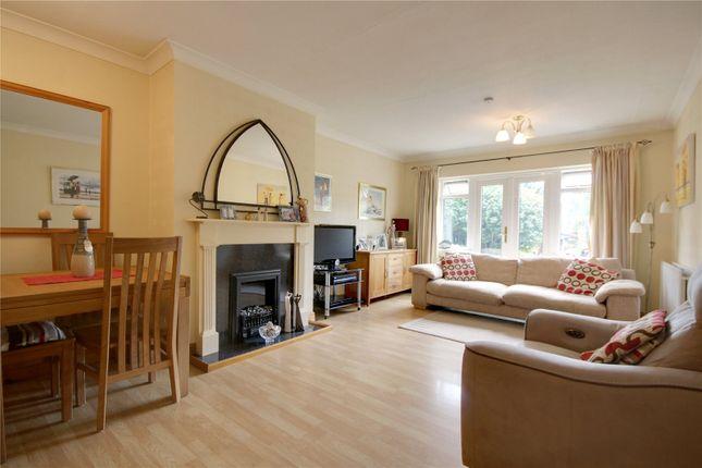 Thumbnail Semi-detached bungalow for sale in Audley Close, Addlestone, Surrey