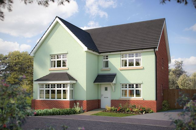 "Thumbnail Detached house for sale in ""The Arundel"" at Pixie Walk, Ottery St. Mary"
