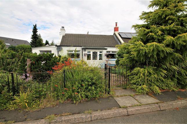 Thumbnail Bungalow for sale in Castlehill Cottage, Mollinsburn Road, Greenfoot, Coatbridge