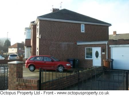 Thumbnail Flat to rent in Benton Road, Newcastle Upon Tyne