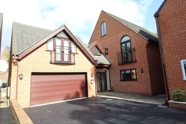 Thumbnail Detached house for sale in Middleton Avenue, Littleover, Derby