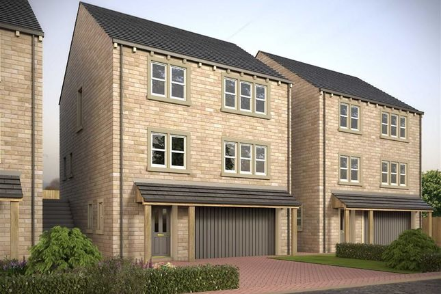 Thumbnail Property for sale in Plot 11, Laund Croft, Salendine Nook