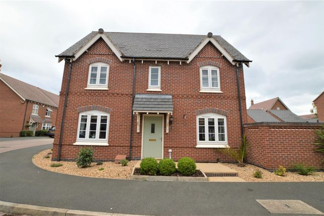 3 bed semi-detached house for sale in Ashford Way, Church Gresley, Swadlincote. DE11