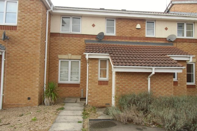 Thumbnail Town house to rent in Cookson Road, Leicester