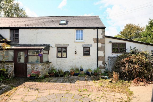 Thumbnail Cottage for sale in Trembroath, Stithians, Cornwall