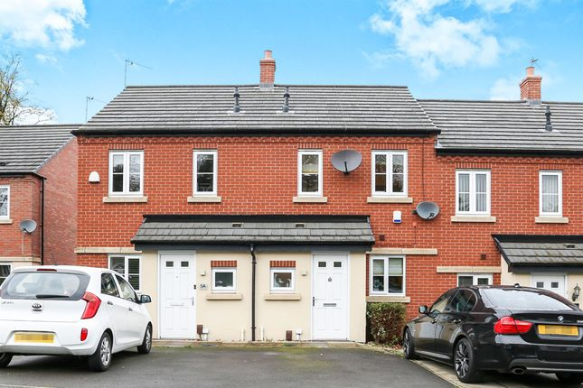 Terraced house for sale in Cambridge Crescent, Edgbaston, Birmingham