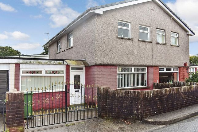 Thumbnail Semi-detached house for sale in Bro Deg, Pencoed, Bridgend .