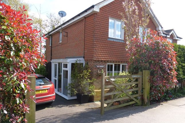 Thumbnail Semi-detached house for sale in Herne Road, Crowborough