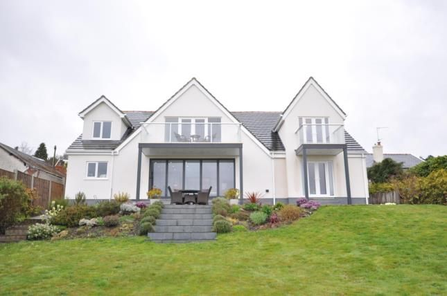 Thumbnail Detached house for sale in Pipers Lane, Heswall, Wirral