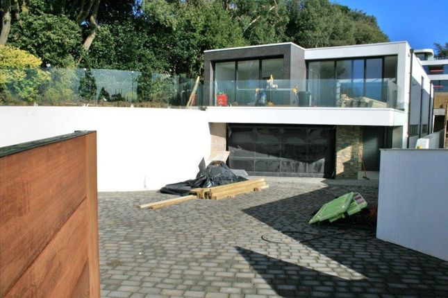 Thumbnail Detached house for sale in Alington Road, Canford Cliffs, Poole