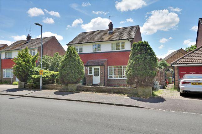 3 bed link-detached house for sale in York Way, Sandhurst, Berkshire GU47