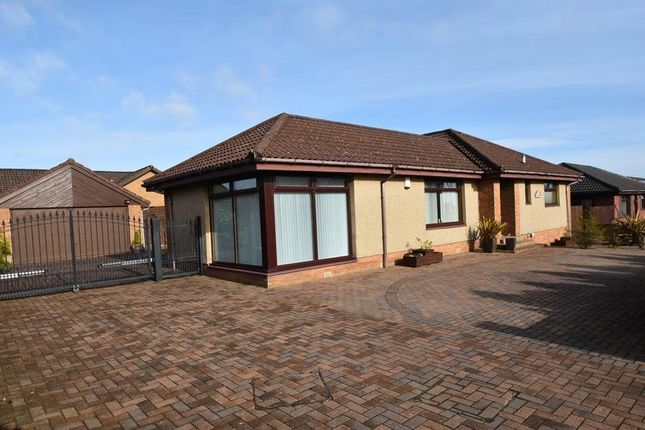 Thumbnail Detached bungalow for sale in Byreside, Seafield