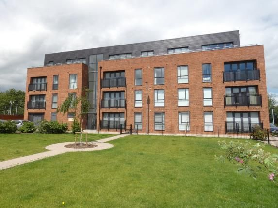 Thumbnail Flat for sale in Cambridge House, Somerset Close, Derby, Derbyshire