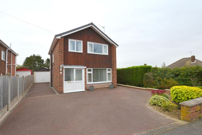 Thumbnail Detached house for sale in Brooke Drive, Brimington Common, Chesterfield