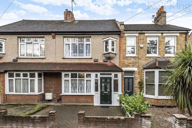 Terraced house for sale in Grove Hill, South Woodford, London