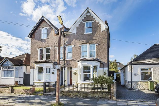 Thumbnail Semi-detached house for sale in Merchland Road, London