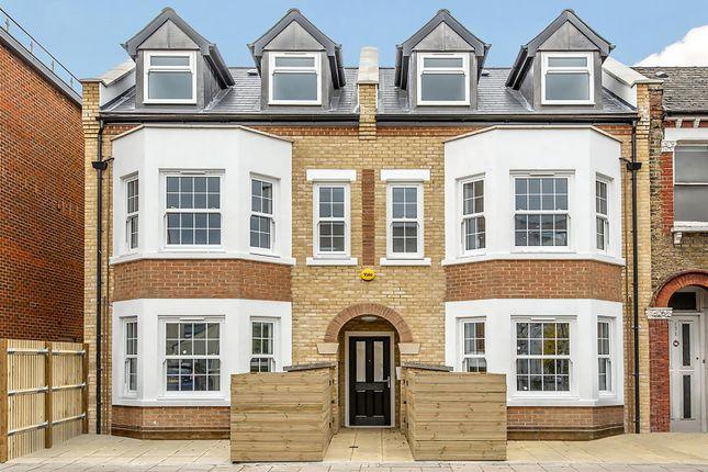 External of Hartfield Road, London SW19