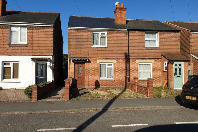 Thumbnail Semi-detached house to rent in Mytchett Road, Mytchett, Camberley