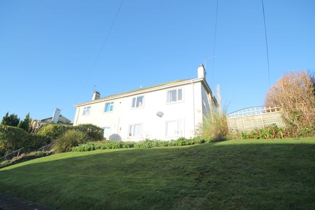 Thumbnail Detached house to rent in Trevethan Road, Falmouth