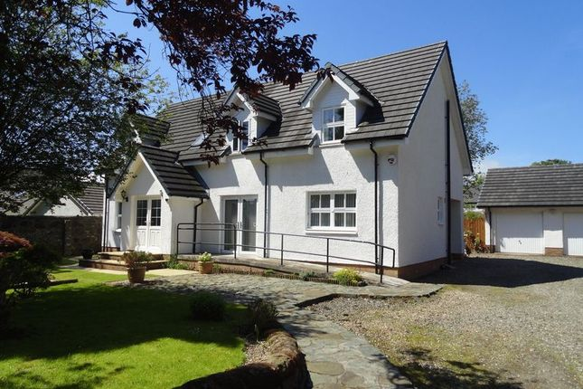 5 bed detached house for sale in Clydeshore Road, Dumbarton