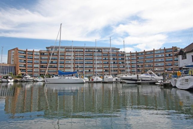 Thumbnail Flat for sale in Port Way, Port Solent, Portsmouth