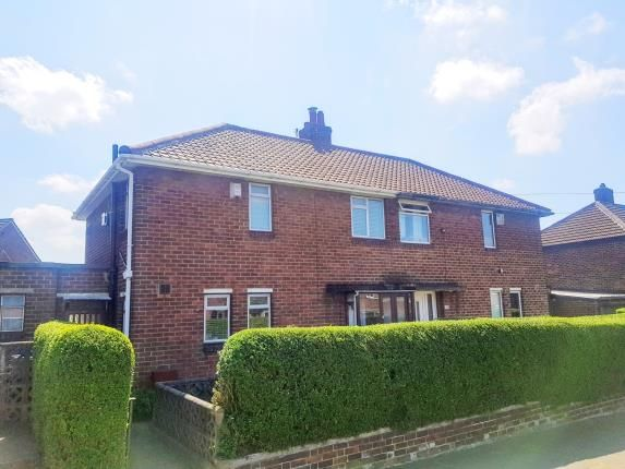 Thumbnail 2 bed semi-detached house for sale in Crossfell Road, Middlesbrough