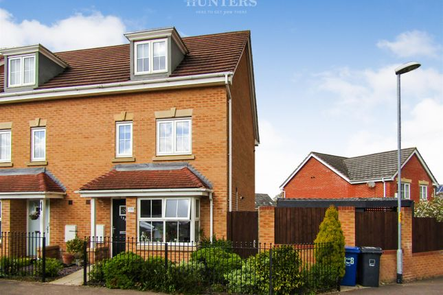 Thumbnail Semi-detached house for sale in Sunningdale Way, Gainsborough