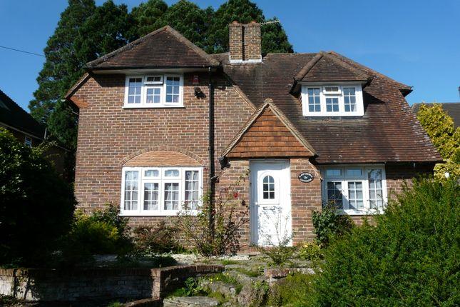 Thumbnail Detached house to rent in Hillside Road, Aldershot