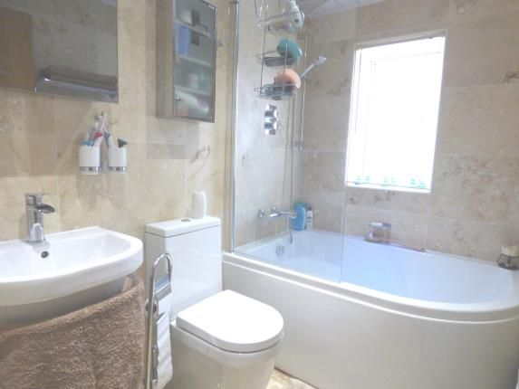 Bathroom of West Park Avenue, Ashton, Preston, Lancashire PR2