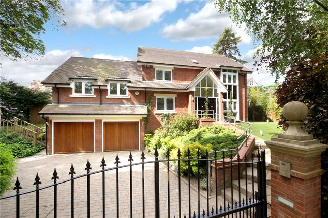 Thumbnail Detached house for sale in Cathedral Court, Off King Harry Lane, St Albans, Hertfordshire