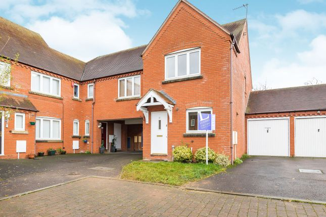 Thumbnail End terrace house to rent in Newark Green, Warndon Villages, Worcester