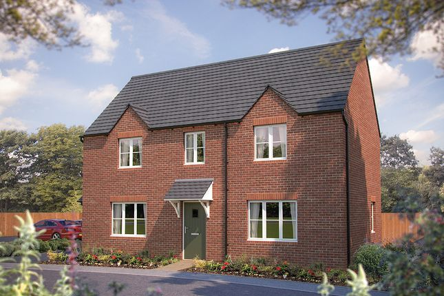 "Thumbnail Detached house for sale in ""The Montpellier"" at Oxford Road, Bodicote, Banbury"
