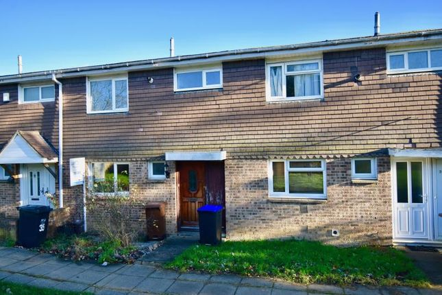 3 bed terraced house to rent in Logwell Court, Little Billing, Northampton NN3