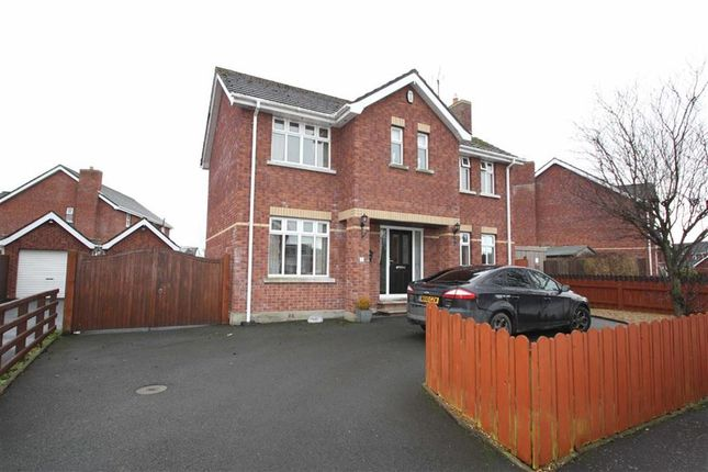 Thumbnail Detached house for sale in Lord Moira Park, Ballynahinch, Down