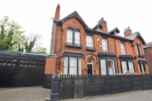 Thumbnail Semi-detached house for sale in Island Road, Garston, Liverpool