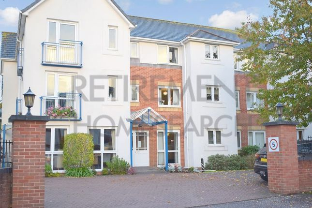 Thumbnail Flat for sale in Carousel Court, Exeter