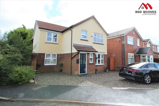 Thumbnail Detached house for sale in Winterley Drive, Halewood