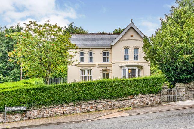 Thumbnail Detached house for sale in Gwaunfarren Road, Gwaunfarren, Merthyr Tydfil