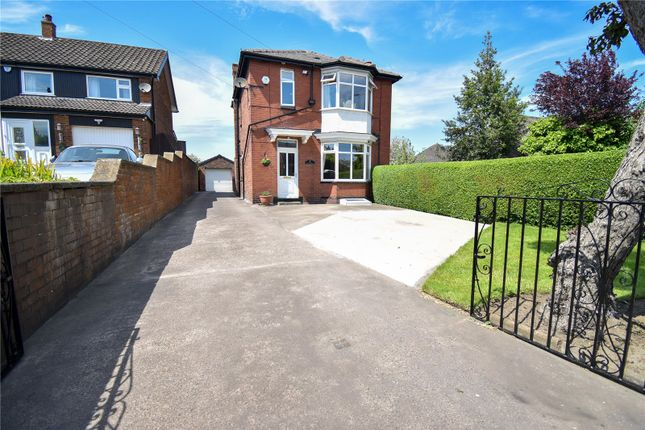 4 bed detached house for sale in Doncaster Road, Thrybergh, Rotherham S65
