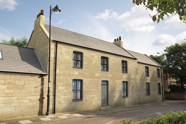 Barn conversion for sale in West Farm Steading, Earsdon Village