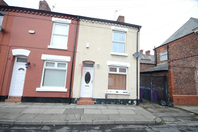 Thumbnail End terrace house for sale in Lawrence Grove, Wavertree, Liverpool