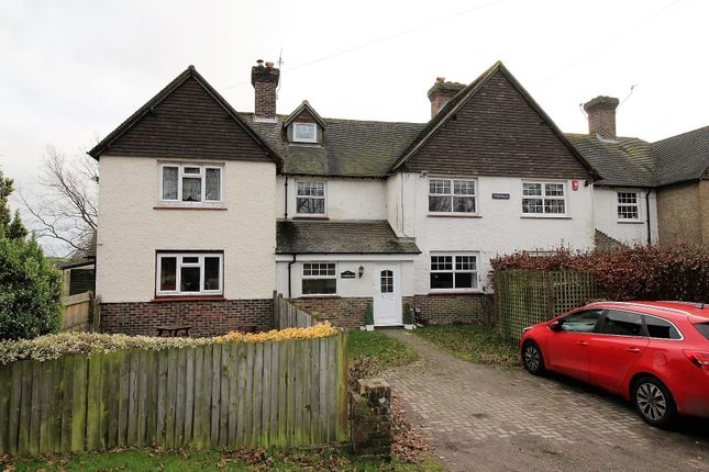 Thumbnail Terraced house for sale in Hailsham Road, Herstmonceux