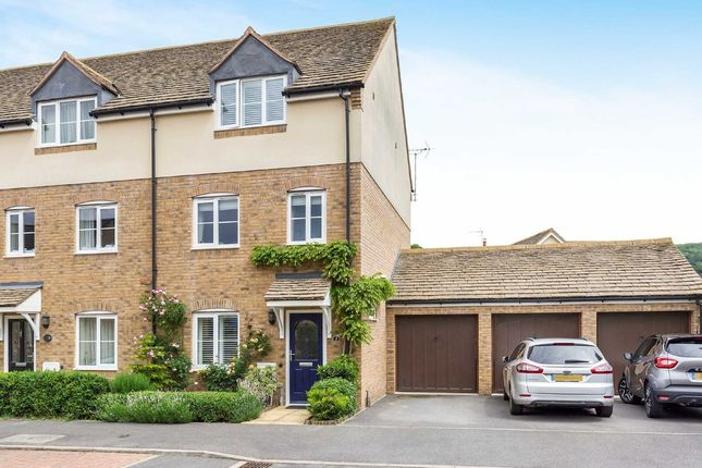 Thumbnail End terrace house for sale in Wyndham Way, Winchcombe, Cheltenham