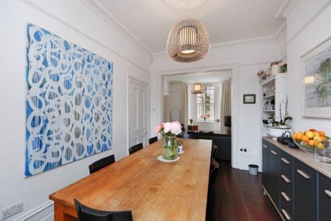 Dining Room of Victoria Rise, Clapham, London SW4