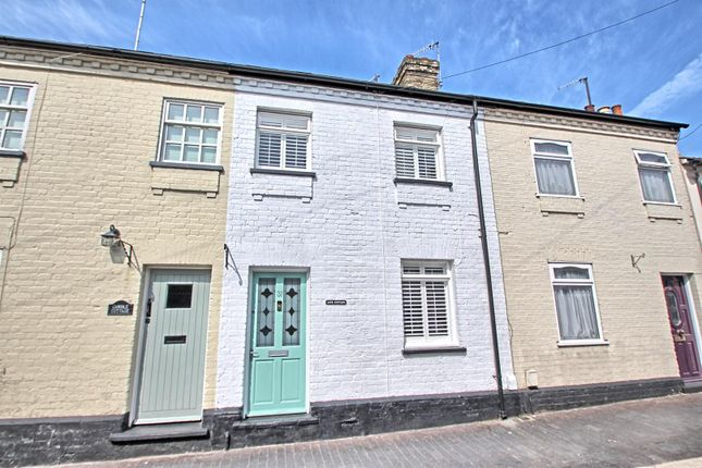 Front1 of Monks Row, Crib Street, Ware SG12