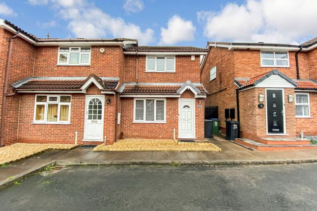 2 bed terraced house for sale in Best Street, Cradley Heath B64